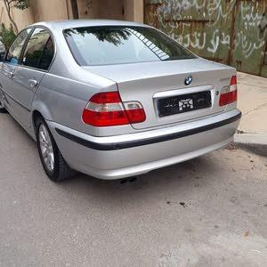 سيارة بي إم دبليو الفئة الثالثة 2003