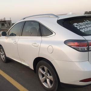 White Lexus RX 2014 for sale
