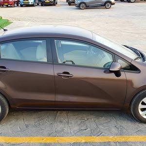 Kia Rio for sale in Muscat
