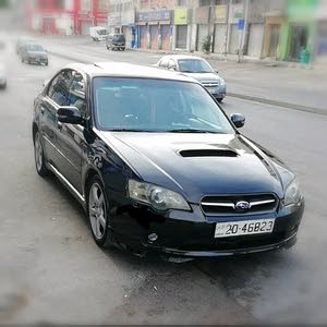 Subaru Legacy made in 2007 for sale