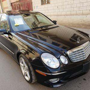 مرسيدس 2009 E350 جديد