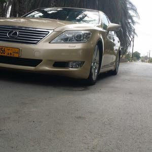 Automatic Lexus 2010 for sale - Used - Saham city