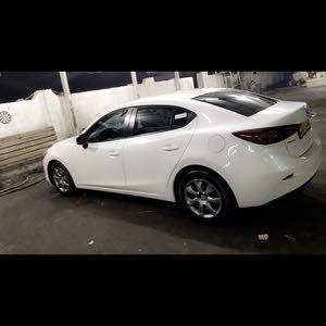 Mazda 3 car for sale 2017 in Saham city