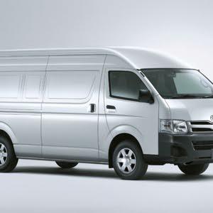 1 - 9,999 km Toyota Hiace 2014 for sale
