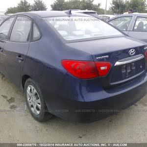 Blue Hyundai Elantra 2010 for sale