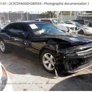 60,000 - 69,999 km Dodge Challenger 2014 for sale