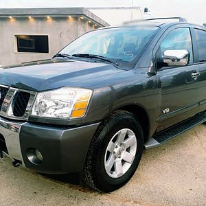 Automatic Nissan 2007 for sale - Used - Benghazi city