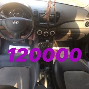 Used Hyundai i10 in Giza