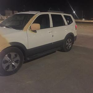 Used condition Kia Mohave 2018 with +200,000 km mileage