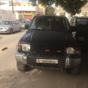 0 km Mitsubishi Pajero 2002 for sale