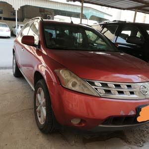 Nissan Murano 2006 For sale - Orange color