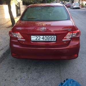 Toyota Corolla 2011 for sale in Amman