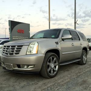 For sale Cadillac Escalade car in Sharjah
