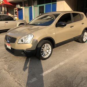 Qashqai 2008 in perfect condition with almost one year registration