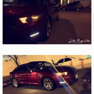 For sale 2013 Red Taurus