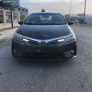 Toyota Corolla car for sale 2016 in Zarqa city