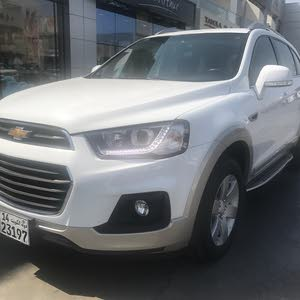 Available for sale!  km mileage Chevrolet Captiva 2016
