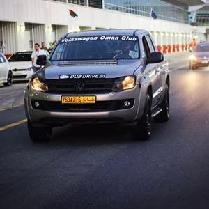 2012 Used Amarok with Manual transmission is available for sale