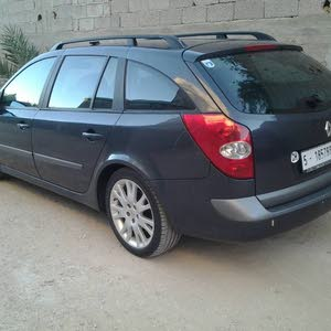 Renault Laguna 2006 - Manual