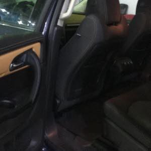Blue Chevrolet Traverse 2014 for sale