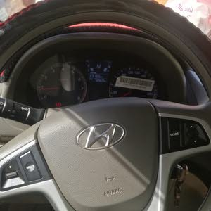 Hyundai Accent made in 2015 for sale
