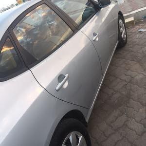 Silver Hyundai Elantra 2009 for sale