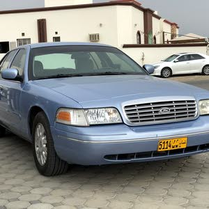 Ford Crown Victoria car is available for sale, the car is in Used condition