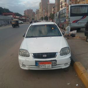 Hyundai Verna in Giza