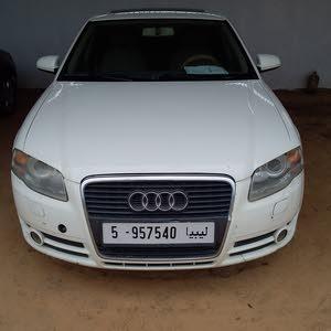 White Audi A4 2007 for sale