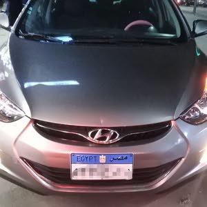 Used Hyundai Elantra in Mansoura