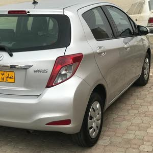 For sale 2012 Silver Yaris