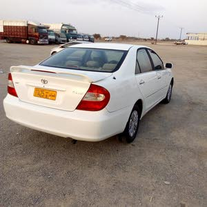 Toyota Camry car for sale 2004 in Muscat city