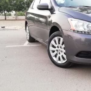 Nissan Sentra car for sale 2015 in Sohar city