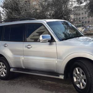 Mitsubishi Pajero 2013 For sale - Silver color