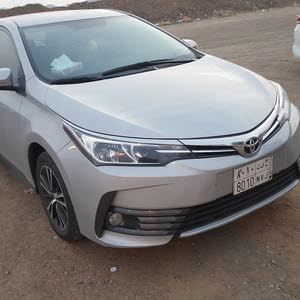 toyota corolla 2016 sports original condition