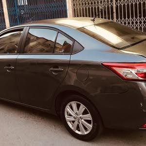2014 Toyota Yaris G 1.5