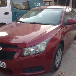 Used condition Chevrolet Cruze 2012 with 180,000 - 189,999 km mileage