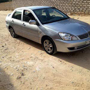 Silver Mitsubishi Lancer 2012 for sale