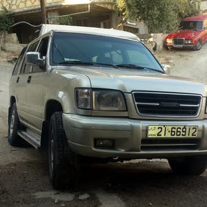 1 - 9,999 km Isuzu Trooper 1999 for sale