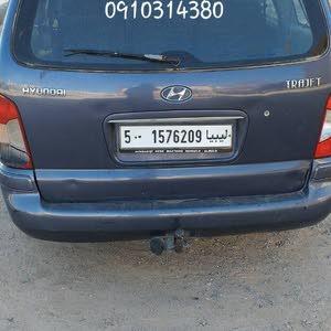 هونداي تراجيت 2004 للبيع