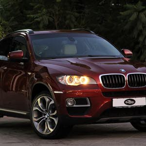 BMW X6 made in 2013 for sale