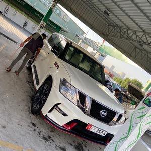 Nissan patrol 400 LE with kit nismo. نيسان بترول 400 كت نيسمو GCC