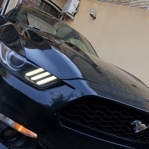 Black Ford Mustang 2016 for sale
