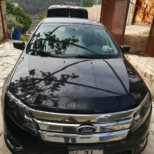 Black Ford Fusion 2010 for sale