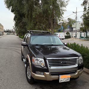 Ford Explorer car for sale 2007 in Erbil city