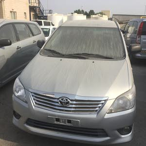 toyota innova 2014 (abu dhabi taxi) for sale