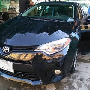 New 2014 Corolla