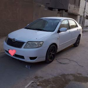 Toyota Corolla in Qadisiyah