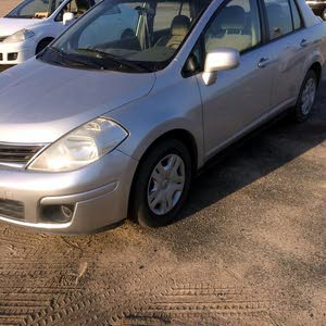 Available for sale! 100,000 - 109,999 km mileage Nissan Tiida 2012