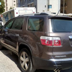 Gasoline Fuel/Power   GMC Acadia 2010